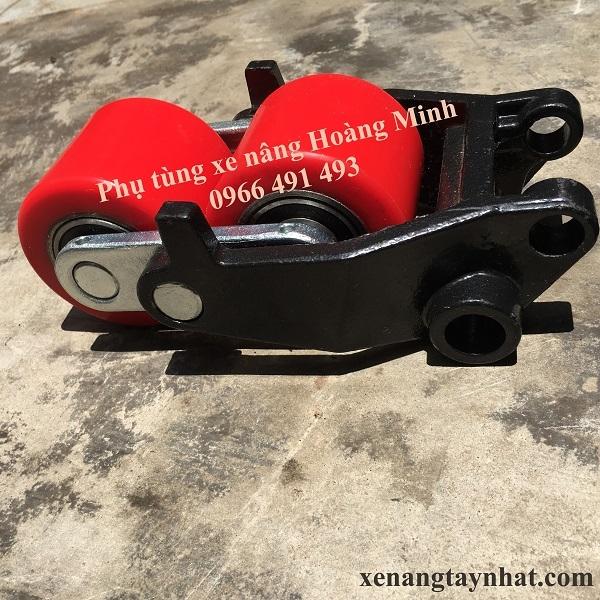 Bộ bánh xe nâng tay - Phụ tùng xe nâng Hoàng Minh
