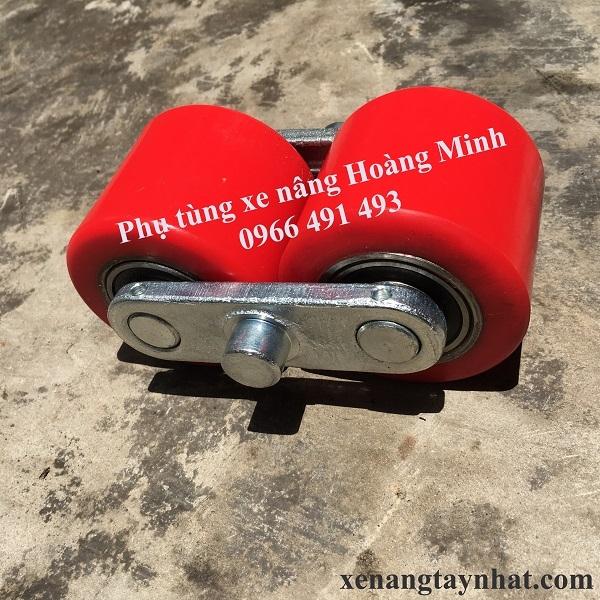 Bộ bánh xe nâng tay chính hãng giá rẻ- Phụ tùng xe nâng Hoàng Minh