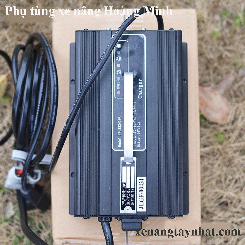 Bộ sạc ắc quy 24V10A