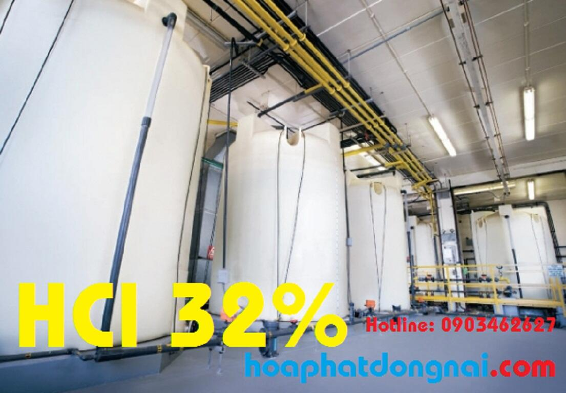 Axit Clohidric HCl 32%