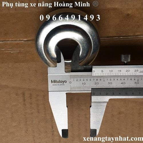 Phụ tùng xe nâng tay Hoàng Minh- Nắp chụp lò xo xe nâng tay