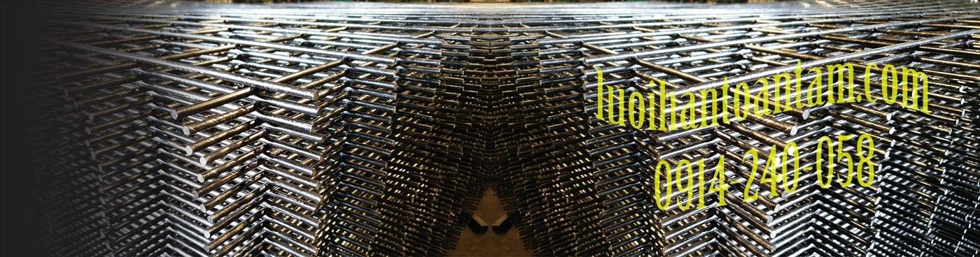 Chuyên thiết kế - sản xuất - thi công lắp đặt các loại hàng rào lưới thép mạ kẽm; cung cấp lưới thép hàn dùng làm cốt thép bê tông; và các sản phẩm phụ trợ từ lưới hàn.