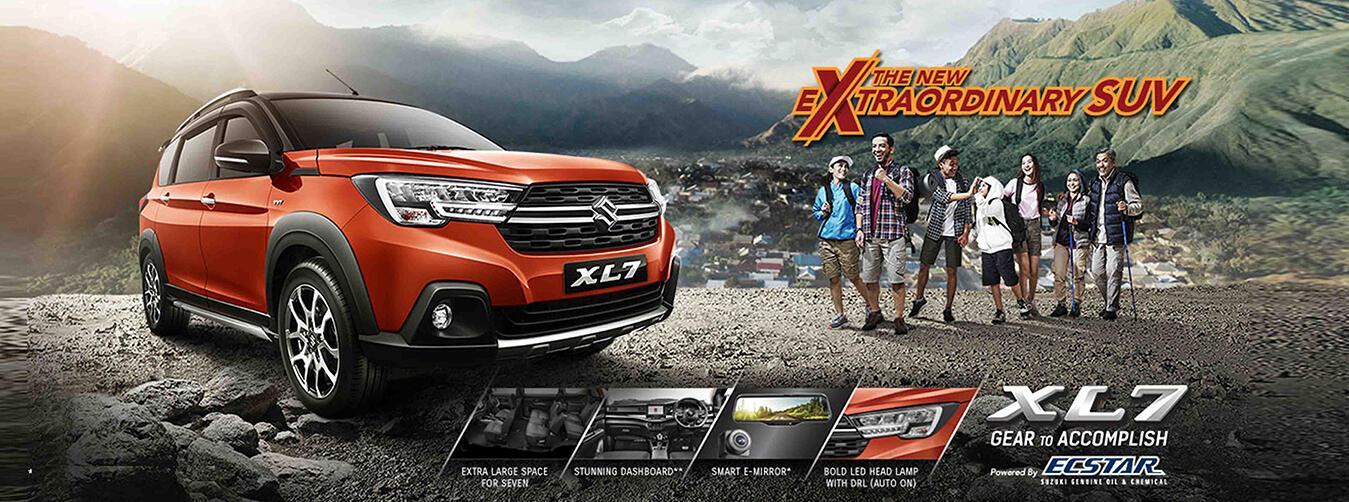 Đặt cọc ngay Suzuki XL7 để có giá ưu đãi,  nhận xe sớm
