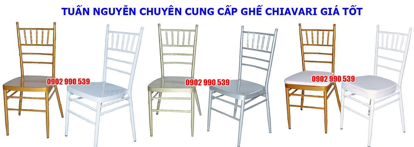 Tuấn Nguyễn Cung cấp ghế chiavari giá rẻ. Hotline: 0902.990.539 (Mr.Tuấn)