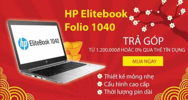 HP elitebook, Folio Cao cấp, Mỏng nhẹ, cấu hình cao, pin lâu, giá tốt