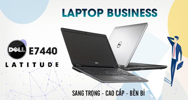 Laptop doanh nhân Dell E7440 Đà Nẵng