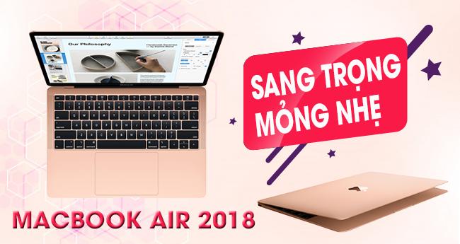 Macbook air 2018 Laptop43.vn Đà Nẵng