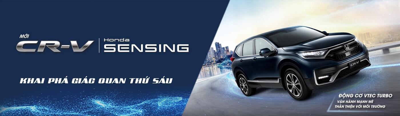 Honda CR-V 2020  Honda CRV 2020 ra mắt cuối tháng 7 với hệ thống Honda Sensing nổi trội