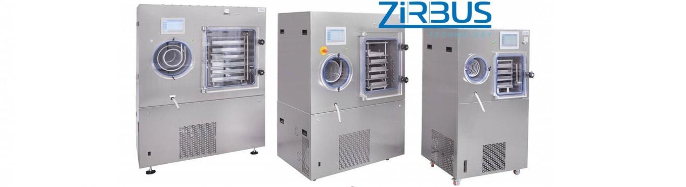 Zirbus chuyên sản xuất máy sấy thăng hoa và nồi hấp