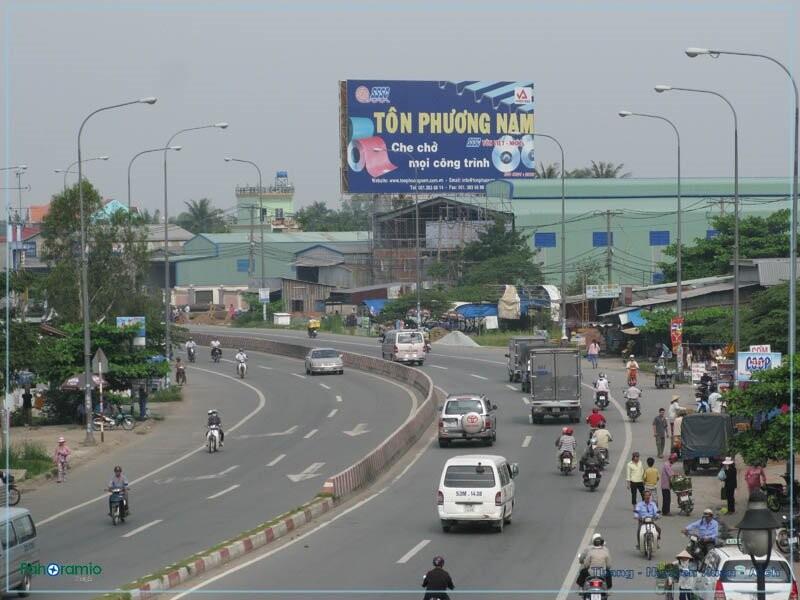 Khu Dân Cư Đường Phạm Văn Đồng P.HBC Thủ Đức