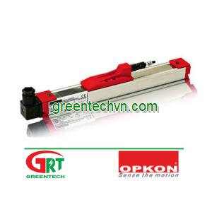 0.05 %, 5 - 10 kΩ | LPH | Linear position sensor | Cảm biến vị trí tuyến tính | OPKON Vietnam