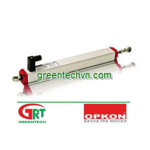 0.05 %, 5 - 10 kΩ | LPM | Linear position sensor | Cảm biến vị trí tuyến tính | OPKON Vietnam