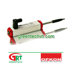 0.05 %, 5 - 10 kΩ | LPS | Linear position sensor | Cảm biến vị trí tuyến tính | OPKON Vietnam