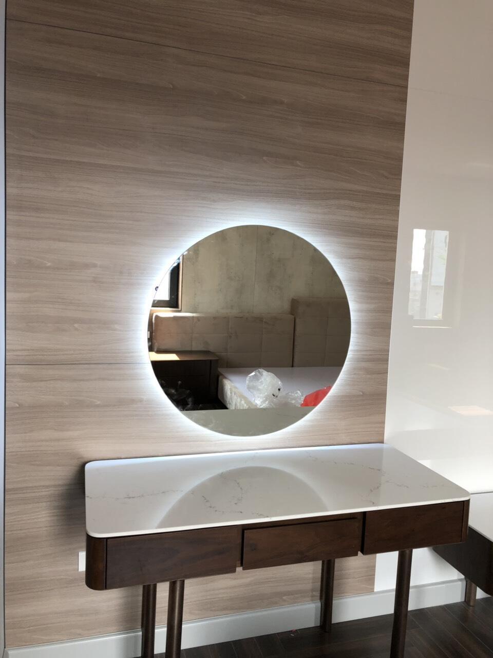Gương đèn Led Tròn Citybuilding CBJ190T2