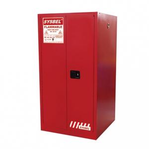 Tủ chứa dung môi gây cháy 60 Gallon – 227 lít, cửa tự đóng,hãng sysbel Model: WA810601R
