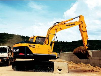Máy đào bánh xích Hyundai R140CL-9S