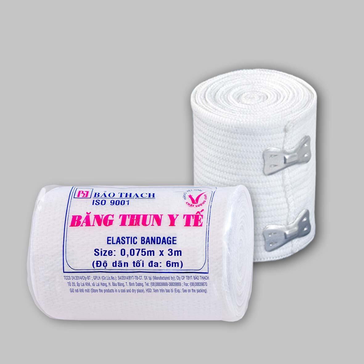 Băng thun y tế Bảo Thạch