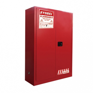 Tủ chứa dung môi gây cháy 45 Gallon – 170 lít, cửa tự đóng,hãng sysbel Model: WA810451R