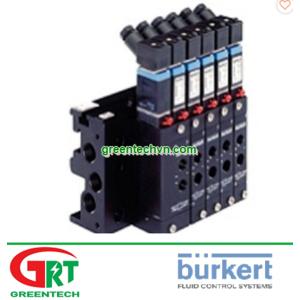 0450 | Burkert 6518 | Van điện từ thủy lực Burkert 0450 | Burkert Việt Nam