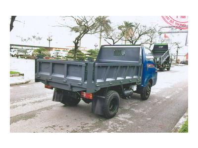 Xe ben 2,5 tấn Hyundai TMT Daisaki Euro 4