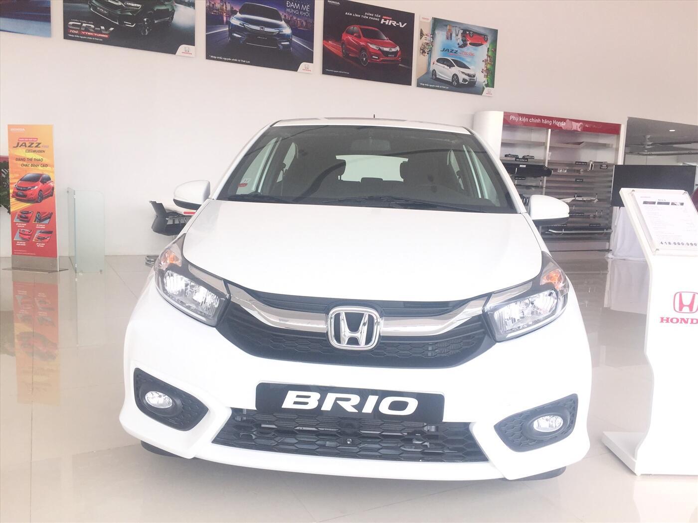 Honda Ôtô Hà Tĩnh 5S - Honda Brio - Hotline báo giá và ưu đãi: 094 764 85 58