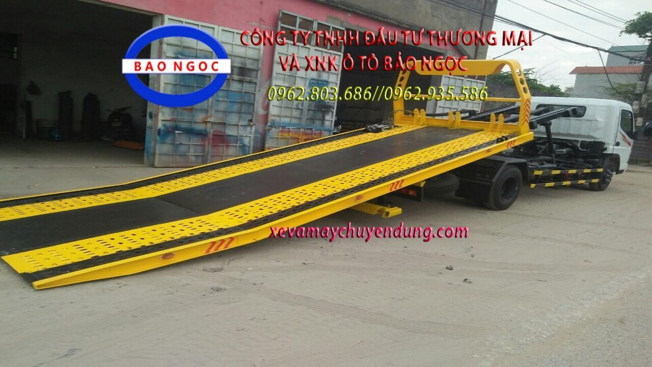 Sản xuất, hoán cải xe cứu hộ giao thông