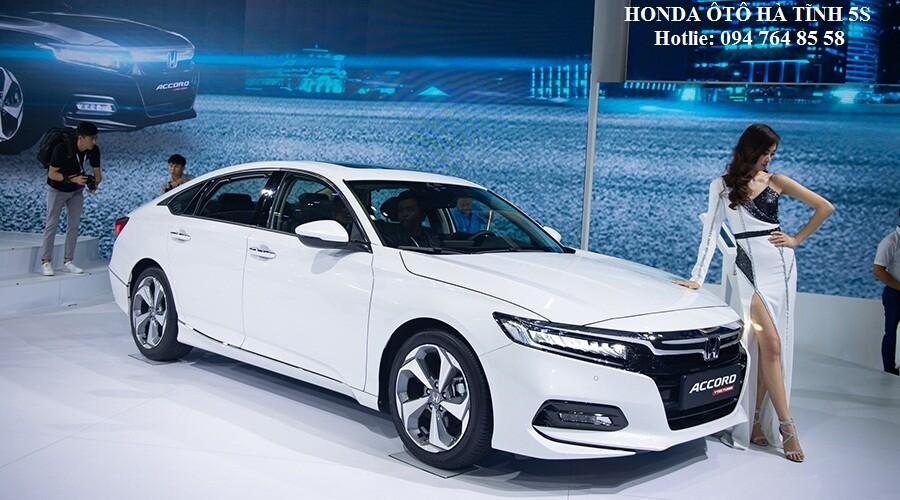 Honda Accord 1,5 lít turbo tăng áp nhập khẩu mới - Honda Ôtô Hà Tĩnh 5S - Hotline: 0947648558 - Hình 1
