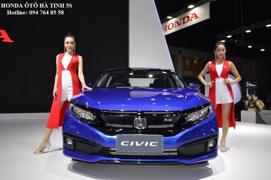 Honda Civic nhập khẩu mới - Honda Ôtô Hà Tĩnh 5S - Hotline: 0947648558 - Hình 1