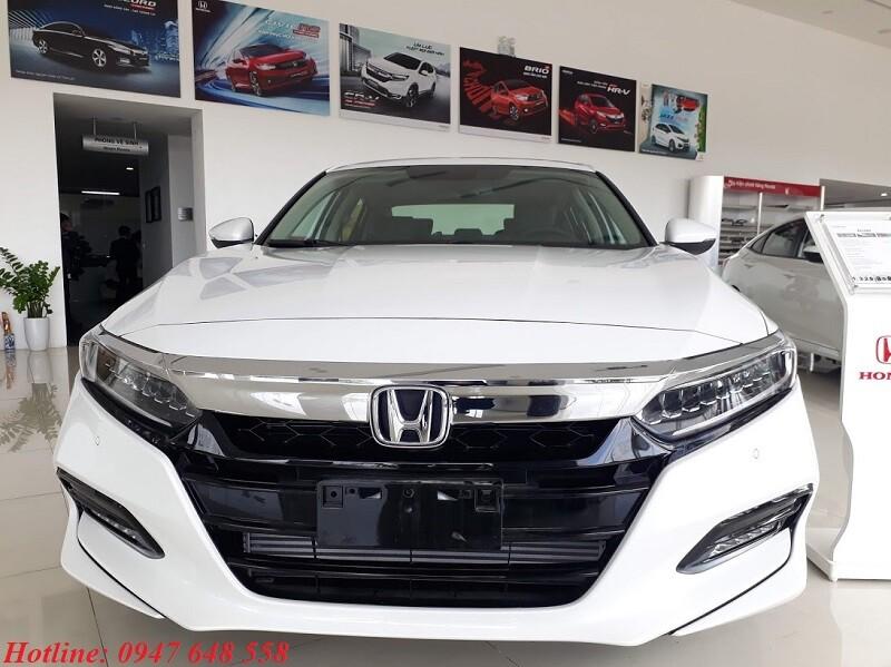 Honda Ôtô Hà Tĩnh 5S - Honda Accord - Hotline báo giá và ưu đãi: 094 764 85 58