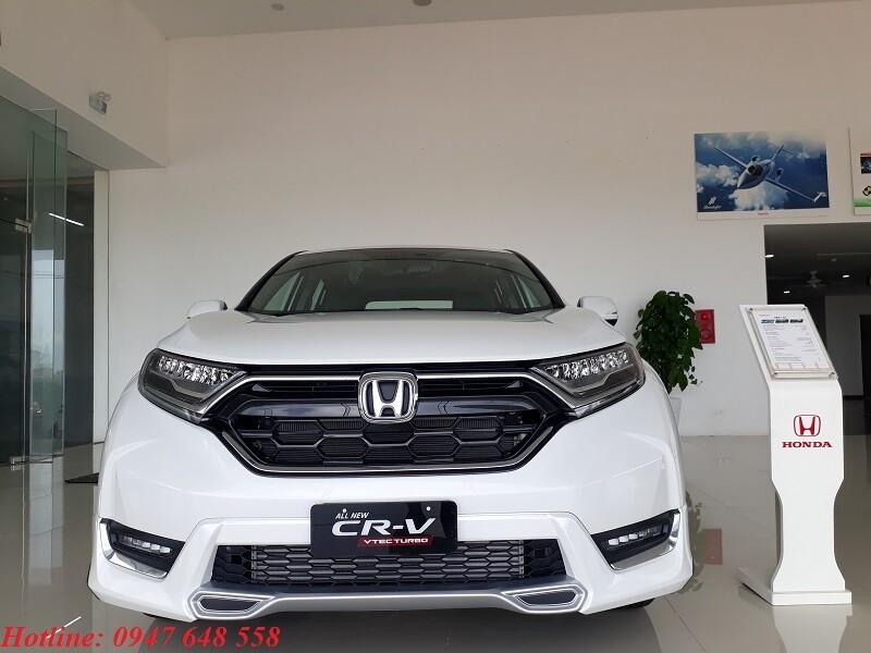 Honda Ôtô Hà Tĩnh 5S - Honda CRV - Hotline báo giá và ưu đãi: 094 764 85 58