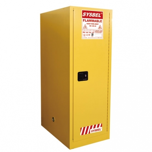 TỦ ĐỰNG HÓA CHẤT CHỐNG CHÁY NỔ - SYSBELL - WA810540 – 54 Gallon/204L