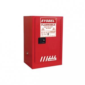 TỦ CHỨA DUNG MÔI GÂY CHÁY - SYSBELL - WA810120R – 12 Gallon/45L