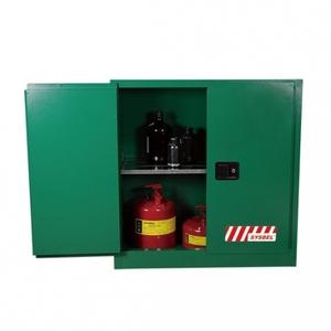 TỦ ĐỰNG THUỐC TRỪ SÂU - SYSBEL - WA810300G – 30 Gallon/114Lít