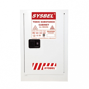 TỦ ĐỰNG CHẤT ĐỘC HẠI - SYSBEL - WA810120G - 12Gallon/45Lít
