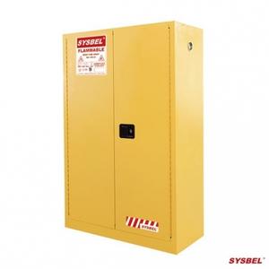 Tủ đựng hóa chất chống cháy 45 Gallon – 170 lít, cửa tự đóng,hãng sysbel Model: WA810451