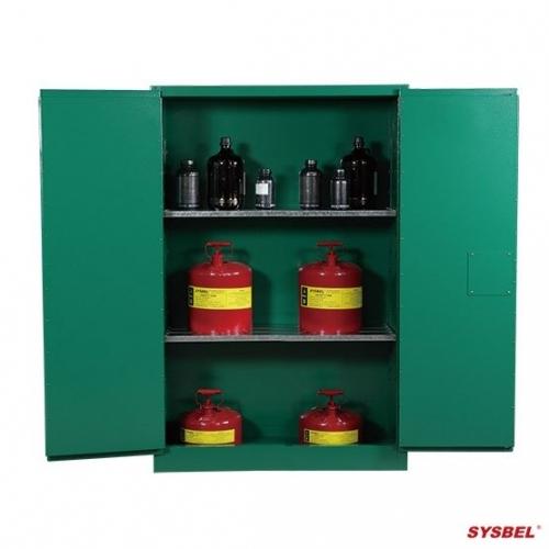 TỦ ĐỰNG THUỐC TRỪ SÂU - SYSBEL - WA810450G – 45 Gallon/170 Lít