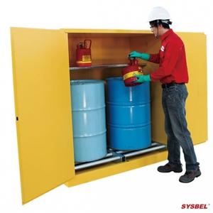 TỦ ĐỰNG HÓA CHẤT CHỐNG CHÁY NỔ - SYSBELL - WA811100 – 110 Gallon/415L
