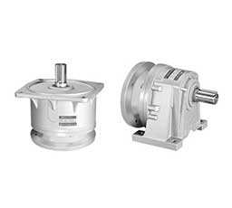 PFK, PLK Self-contained motor gear reducer