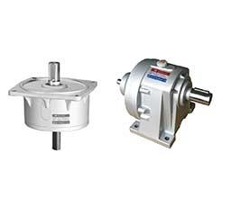 PFD,PLD Dual-shaft type gear reducer