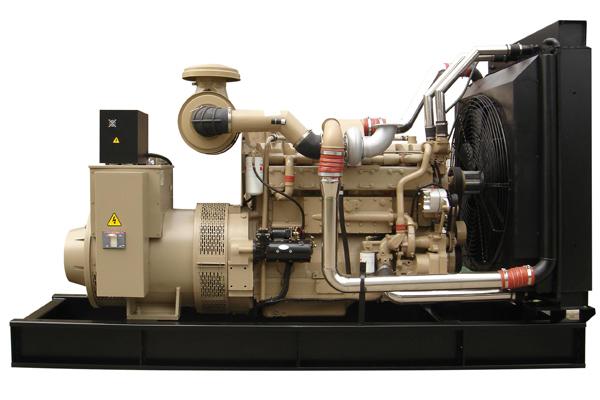 Máy phát điện động cơ CUMMINS (CUMMINS Powered Generator set)