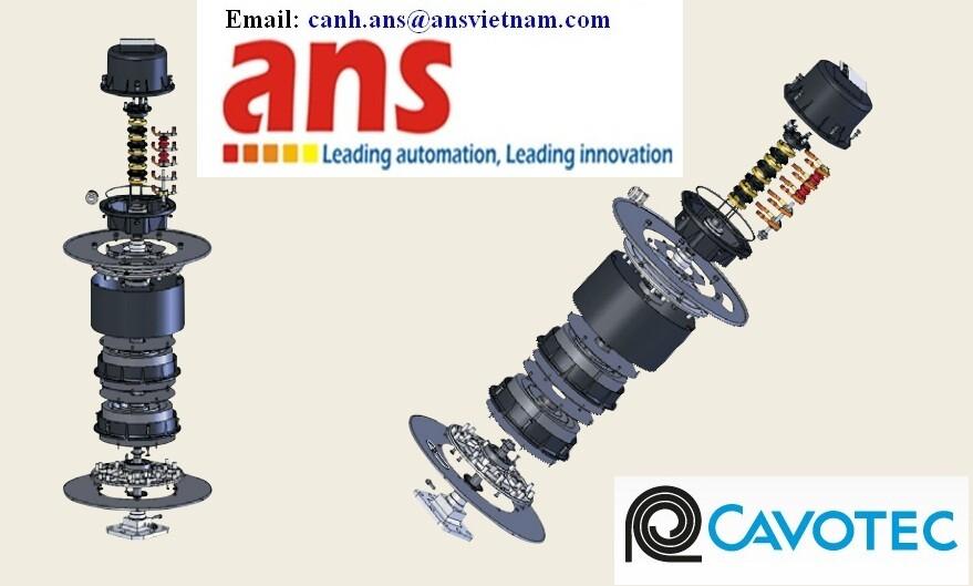 PC5-VX04-K07003, Cavotec Vietnam, zắc kết nối, phích kết nối Cavotec Vietnam