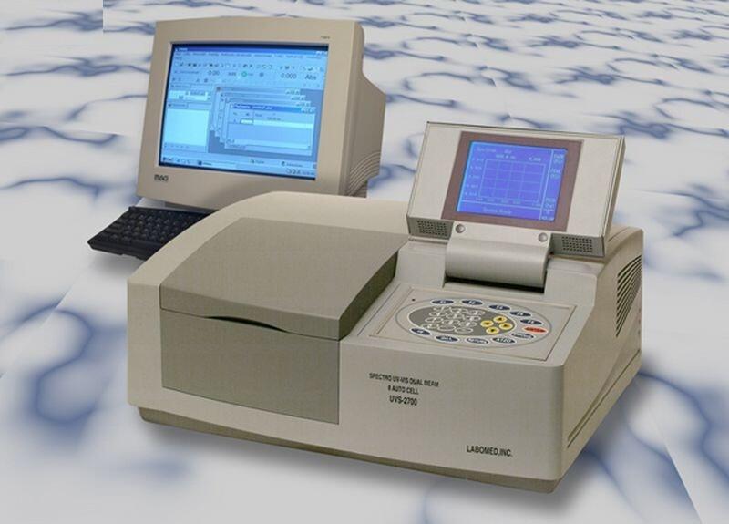 MÁY ĐO QUANG PHỔ UV-VIS - Model: UVD-2950
