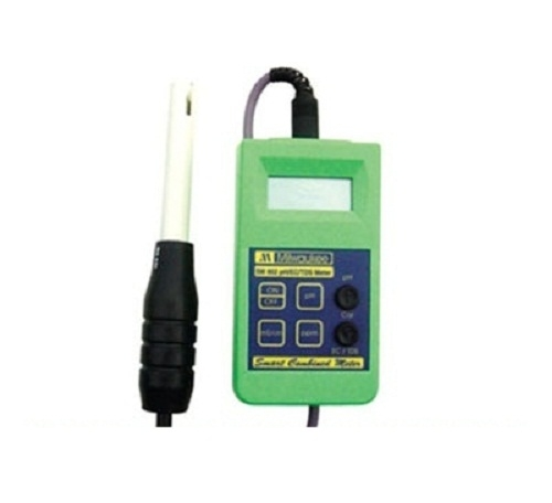 MÁY ĐO pH/EC/TDS CẦM TAY ĐIỆN TỬ HIỆN SỐ Model SM801 – Hãng sản xuất: MARTINI – Rumani