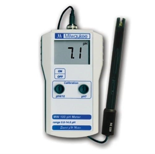 MÁY ĐO pH/EC/TDS CẦM TAY ĐIỆN TỬ HIỆN SỐ Model MW801 – Hãng sản xuất: MARTINI – Rumani