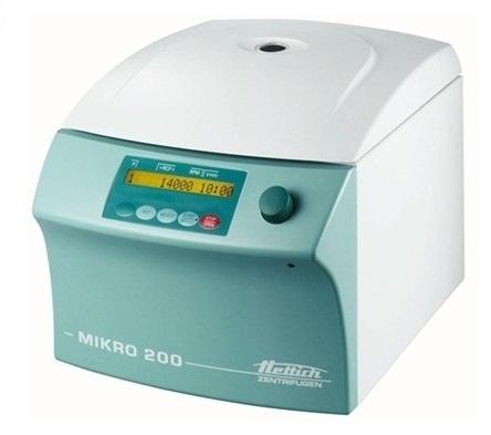 MÁY LI TÂM LẠNH HETTICH MIKRO 220R
