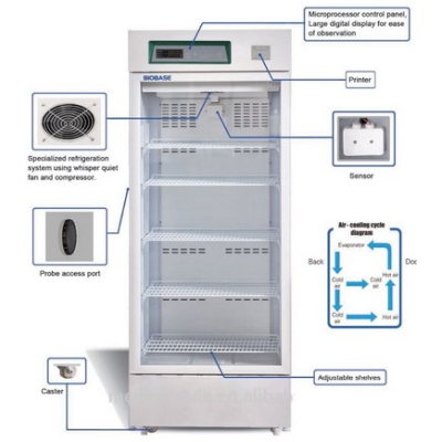 Tủ lạnh bảo quản mẫu Model: BXC-V120M