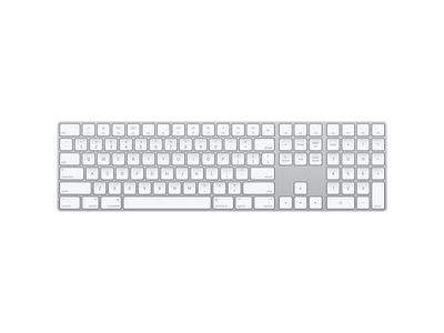 Apple Magic Keyboard With Numeric Keypad