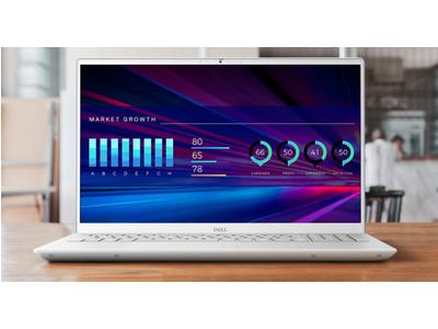 Dell Inspiron 7501   Core I7-10750H   8GB RAM   512GB SSD   UHD Graphics 630   15.6
