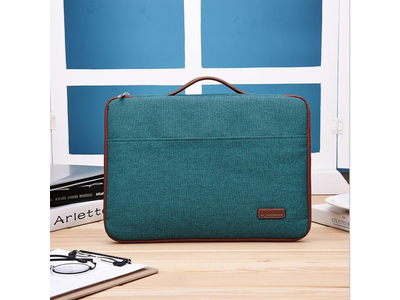 Túi chống sốc Macbook 11,13 inch Upotimal- M192 (Xanh)