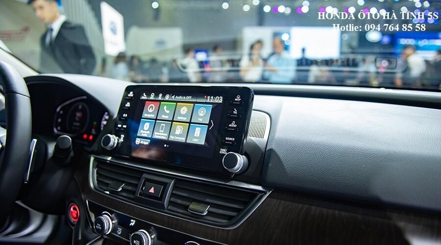 Honda Accord 1,5 lít turbo tăng áp nhập khẩu mới - Honda Ôtô Hà Tĩnh 5S - Hotline: 0947648558 - Hình 10